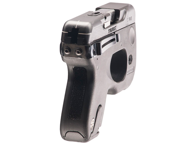 Taurus Curve, taurus, Taurus Curve pistol, Taurus Curve handgun, Taurus Curve concealed carry, taurus curve rear