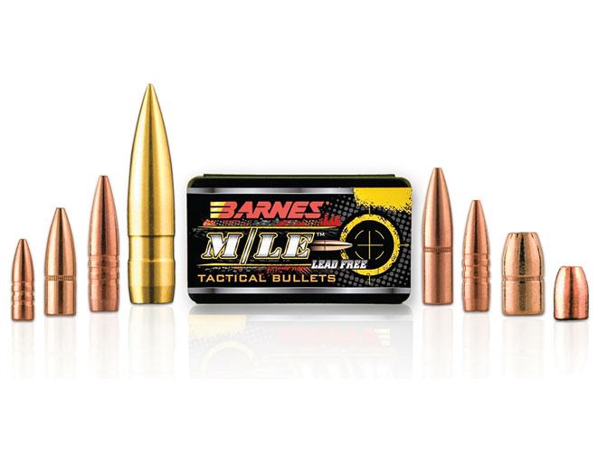 bullet, bullets, ammo, ammunition, Barnes M/LE TAC Bullets