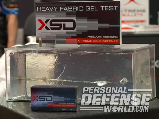 freedom munitions, freedom munitions XSD, x-treme self-defense ammo