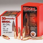 bullet, bullets, ammo, ammunition, Hornady GMX