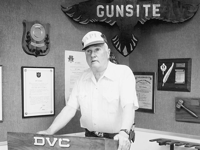 jeff cooper, gunsite, gunsite academy, gunsite gargantuan gossip, gunsite gossip, jeff cooper gunsite, guns