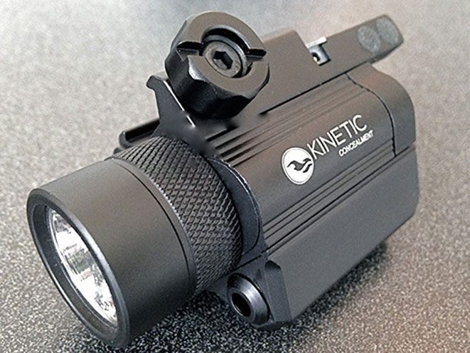 kinetic concealment, kinetic concealment LC-01 Laser Light Combo, LC-01 Laser Light Combo