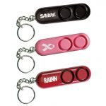 everyday carry, edc, edc kit, everyday carry kit, SABRE Personal Alarm Key Ring