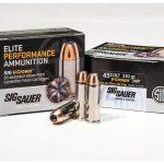 sig sauer, sig sauer elite performance ammunition, elite performance ammunition, sig