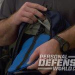 sneaky bags, sentinel pack, sneaky bags sentinel pack, concealed carry bag, concealed carry gun