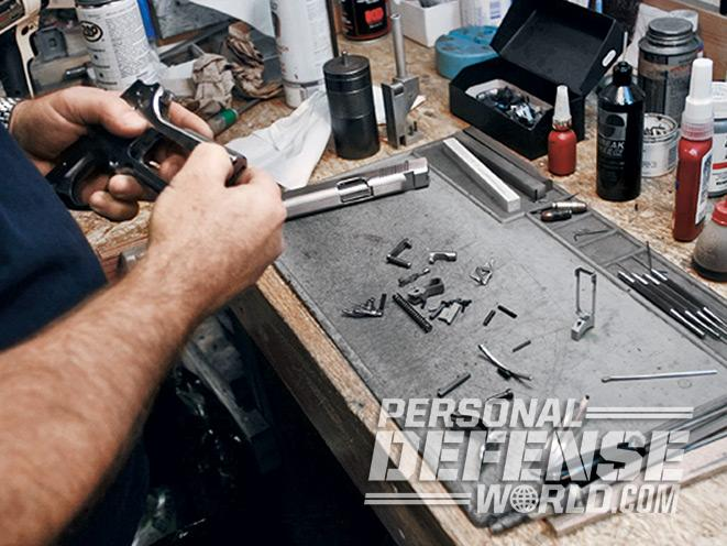 Austin Proulx, wilson combat, bill wilson, Austin Proulx pro shooter, Austin Proulx idpa, wilson combat gunsmith