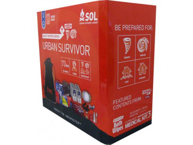 self defense, self-defense, women's self-defense, self-defense products, women's self-defense products, Adventure Medical Kits Urban Survivor kit