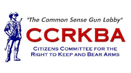 CCRKBA, second amendment, 2nd amendment, Citizens Committee for the Right to Keep and Bear Arms