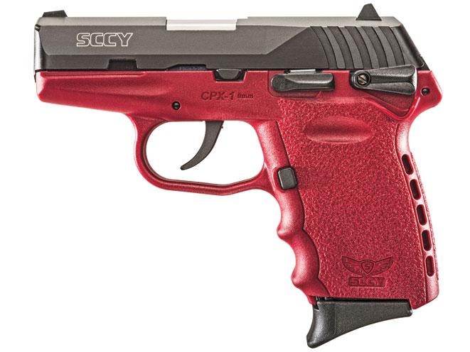 pistol, pistols, designer pistol, designer gun, designer guns, SCCY CPX-1