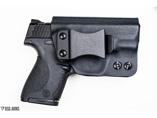 DSG Arms, defense solutions group, cdc holster, cdc holsters, compact discreet carry, compact discreet carry holster, Smith & Wesson