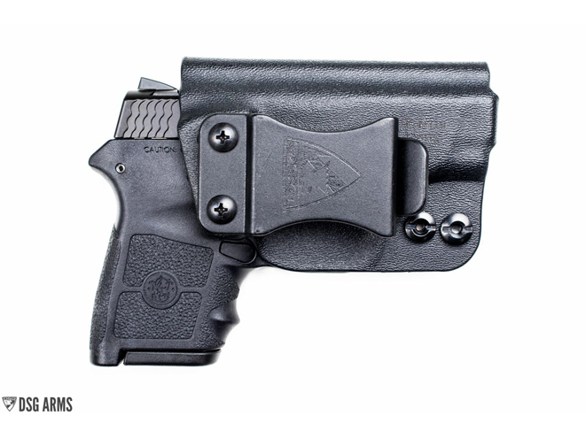 DSG Arms, defense solutions group, cdc holster, cdc holsters, compact discreet carry, compact discreet carry holster, holster