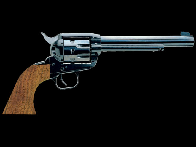 revolver, revolvers, EAA Bounty Hunter