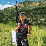Heather Miller, Heather Miller shooter, Heather Miller 3-gun, Heather Miller 3-gun shooter, Heather Miller pro shooter, barnes precision 3-gun match carbine