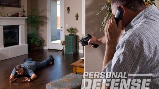 armed homeowner, california, self-defense