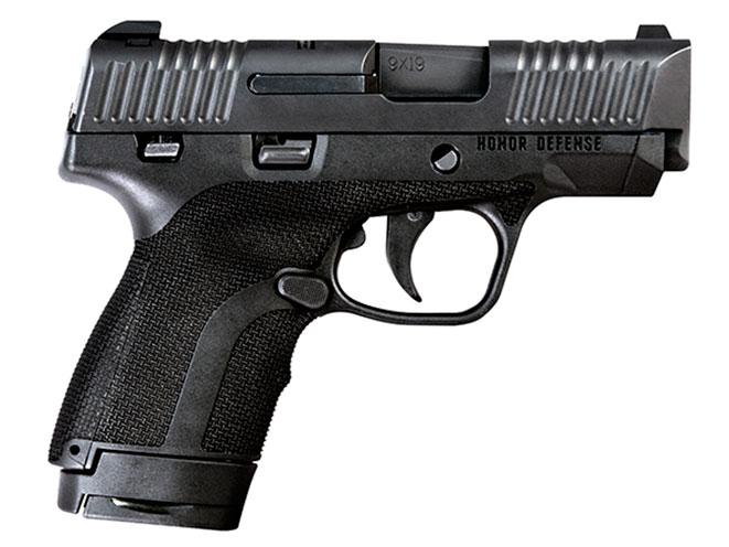 pistol, pistols, subcompact pistol, subcompact pistols, Honor Defense Honor Guard