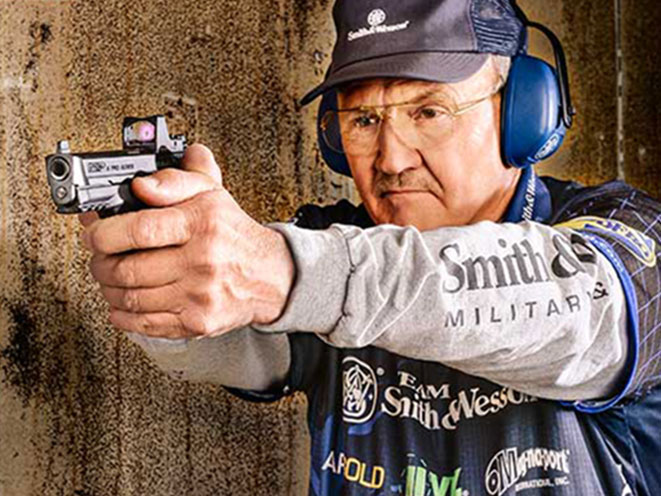 SMITH & WESSON, TEAM SMITH & WESSON, SMITH & WESSON 2016, JERRY MICULEK