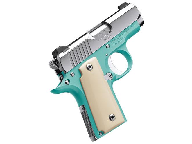 pistol, pistols, designer pistol, designer gun, designer guns, Kimber Bel-Air