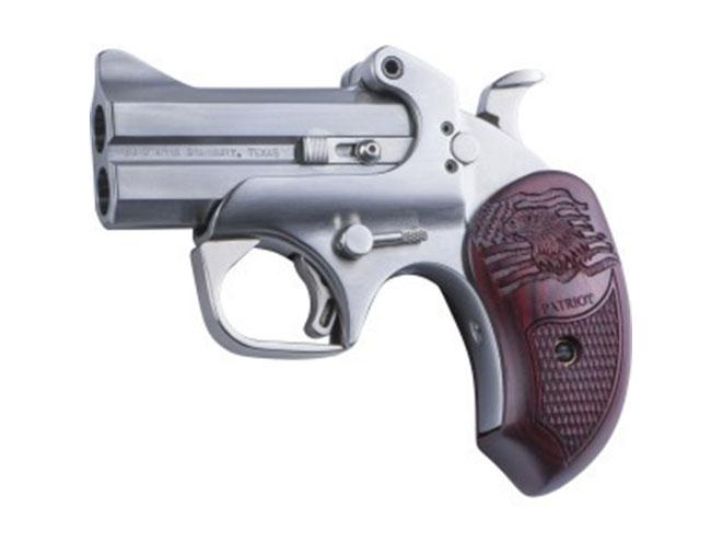 pistol, pistols, subcompact pistol, subcompact pistols, Bond Arms Patriot