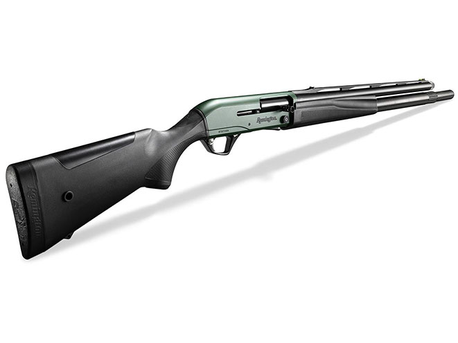 shotgun, shotguns, semi-auto shotguns, semi-auto shotgun, pump-action, pump-action shotgun, Remington Versa Max Competition Tactical
