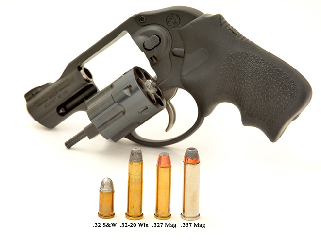 ruger, ruger lcr, ruger lcr 327, ruger lcr .327 magnum, ruger lcr ammo options