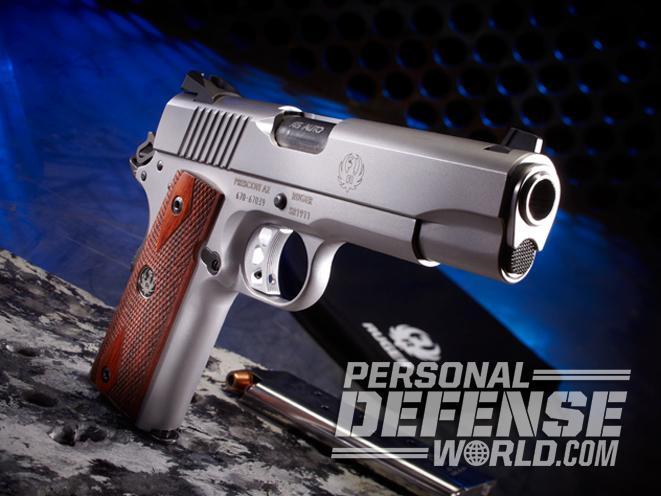 Gun Review: Ruger SR1911  45 ACP