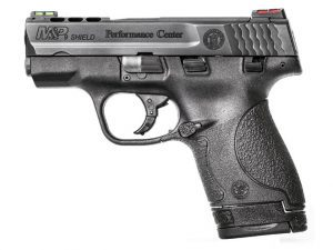 Smith & Wesson, Smith & Wesson performance center, s&w performance center, performance center, performance center ported m&p9 shield, m&p9 shield, m&p shield