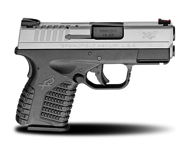 Springfield XD-S, springfield, xd-s, springfield xd-s 45 acp, xd-s pistol