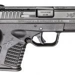 pistol, pistols, concealed carry, concealed carry pistol, concealed carry pistols, pocket pistol, pocket pistols, Springfield Armory XD-S 3.3