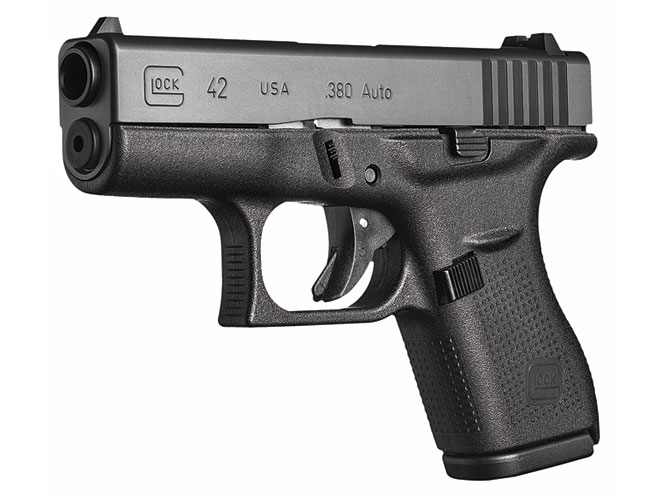 pistol, pistols, concealed carry, concealed carry pistol, concealed carry pistols, pocket pistol, pocket pistols, Glock 42