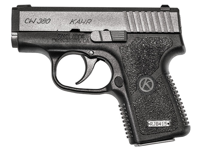 pistol, pistols, concealed carry, concealed carry pistol, concealed carry pistols, pocket pistol, pocket pistols, Kahr CW380