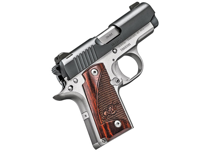 pistol, pistols, concealed carry, concealed carry pistol, concealed carry pistols, pocket pistol, pocket pistols, Kimber Micro 9