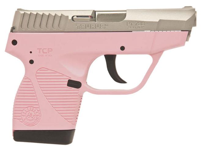 pistol, pistols, designer pistol, designer gun, designer guns, Taurus 738 TCP