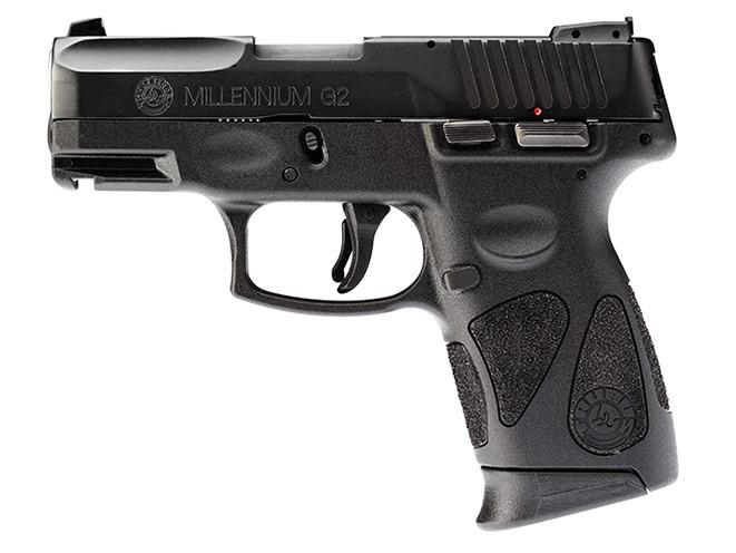 pistol, pistols, subcompact pistol, subcompact pistols, Taurus Millennium G2