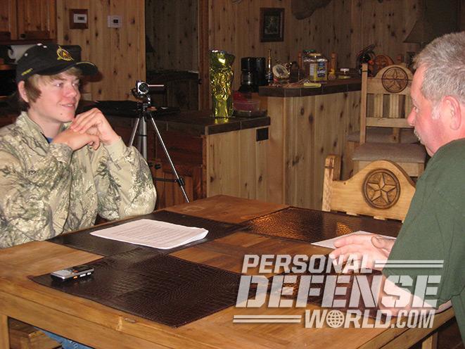 Austin Proulx, wilson combat, bill wilson, Austin Proulx pro shooter, Austin Proulx idpa, cnc machines, austin proulx interview