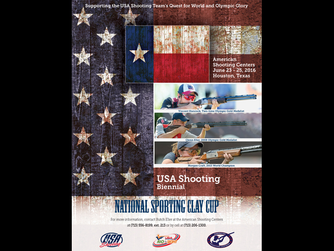 usa shooting, national sporting clay cup