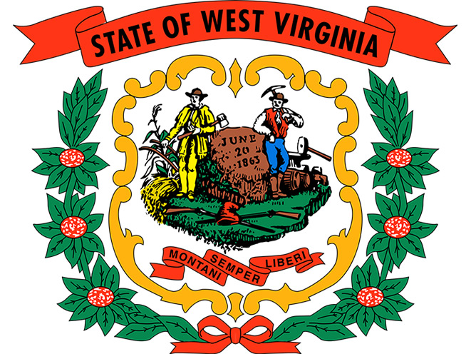 WEST VIRGINIA, CONSTITUTIONAL CARRY, WEST VIRGINIA CONSTITUTIONAL CARRY, PERMITLESS CARRY, WEST VIRGINIA PERMITLESS CARRY