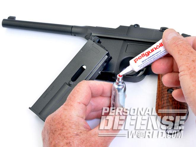 air pistol, air pistols, airgun, air gun, air pistol cleaning, air pistol maintenance, air gun maintenance, umarex airgun cleaning kit, crosman pellgun oil