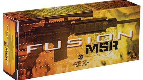 federal premium, federal premium fusion msr, fusion msr