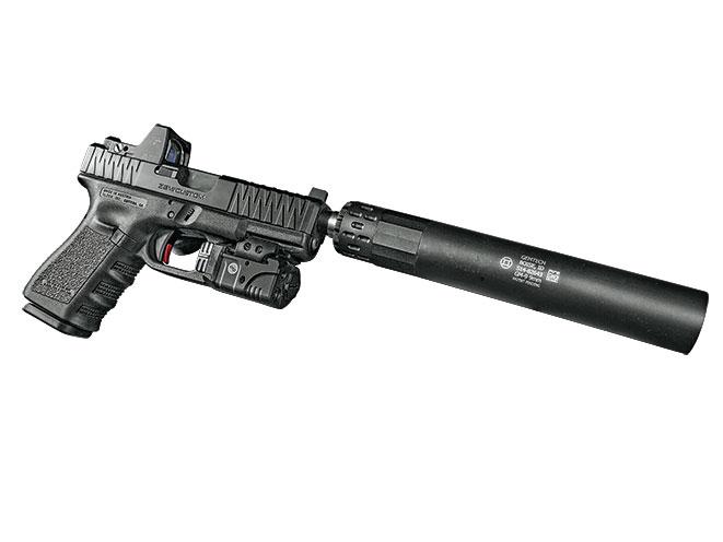 combat handguns, shooting, shooting products, gear, guns, Gemtech GM-9