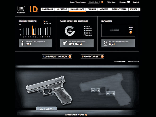 GLOCK I.D., glock, glock ID, glock website