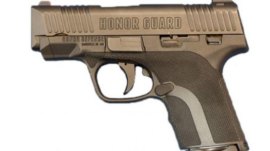honor defense, honor defense honor guard, honor guard, honor guard pistol