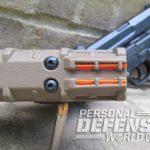 Kel-Tec PMR-30, PMR-30, Kel-Tec, PMR-30 pistol, Kel-Tec PMR-30 pistol, PMR-30 rear sight