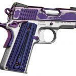 pistol, pistols, designer pistol, designer gun, designer guns, Kimber Amethyst Ultra II