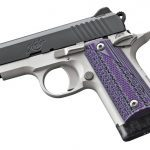 kimber, kimber micro carry, kimber micro carry advocate, micro carry advocate, micro carry advocate purple