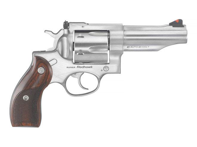 revolver, revolvers, Ruger Redhawk
