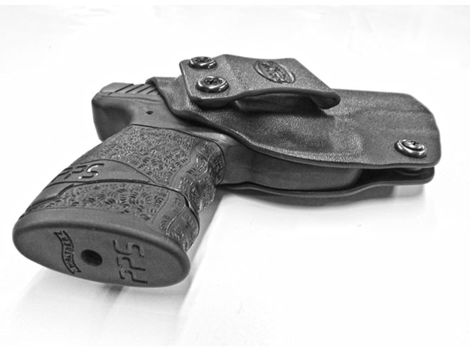 Dara Holsters' New IWB Holster For The Walther PPS M2