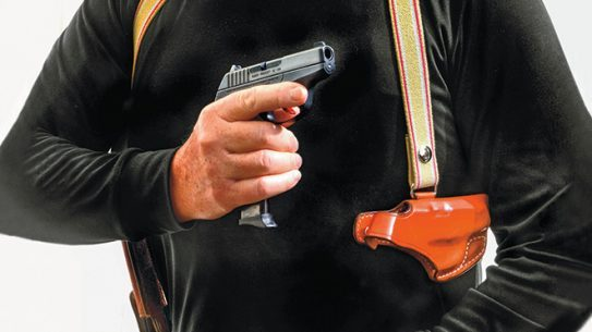 holster, holsters, concealed carry, concealed carry holster, concealed carry holsters, Bianchi Frontier Gunleather Spirit