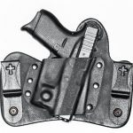 holster, holsters, concealed carry, concealed carry holster, concealed carry holsters, CrossBreed SuperTuck Deluxe For G42 with Viridian Reactor
