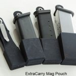 ExtraCarry Mag Pouch, mag pouch, concealed carry, ExtraCarry Mag Pouch concealed carry