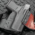 holster, holsters, concealed carry, concealed carry holster, concealed carry holsters, Clinger Holsters No-Print Wonder